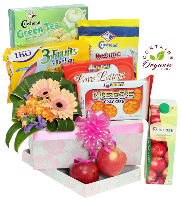 Speedy Recovery Hampers Suitable - Orchard Florist