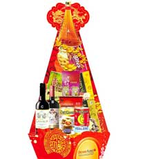 Prosperity Tall Hamper