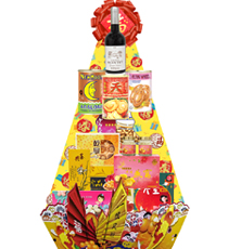 CNY Prosperity Tall Hamper